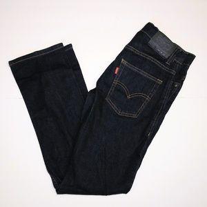 Levi's | Boy's 511 Slim Dark Wash Jean 12 Reg